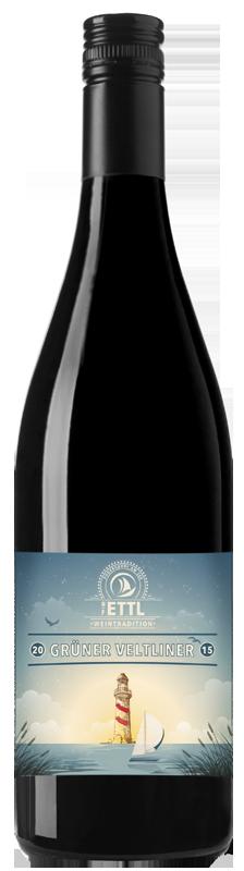 GRÜNER VELTLINER 2017 Flasche