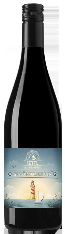 GEWÜRZTRAMINER Spätlese 2017 Flasche