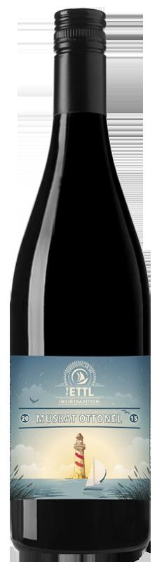 MUSKAT OTTONEL Spätlese 2017 Flasche