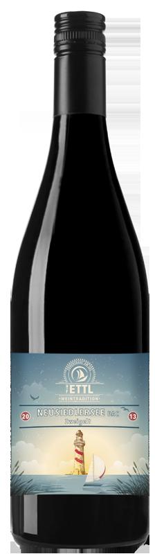 NEUSIEDLERSEE DAC Zweigelt 2015 Flasche