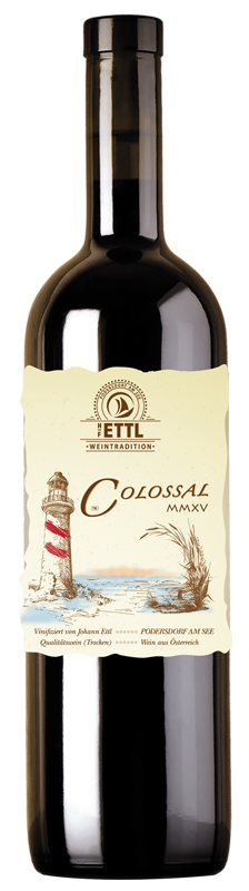 COLLOSAL Flasche